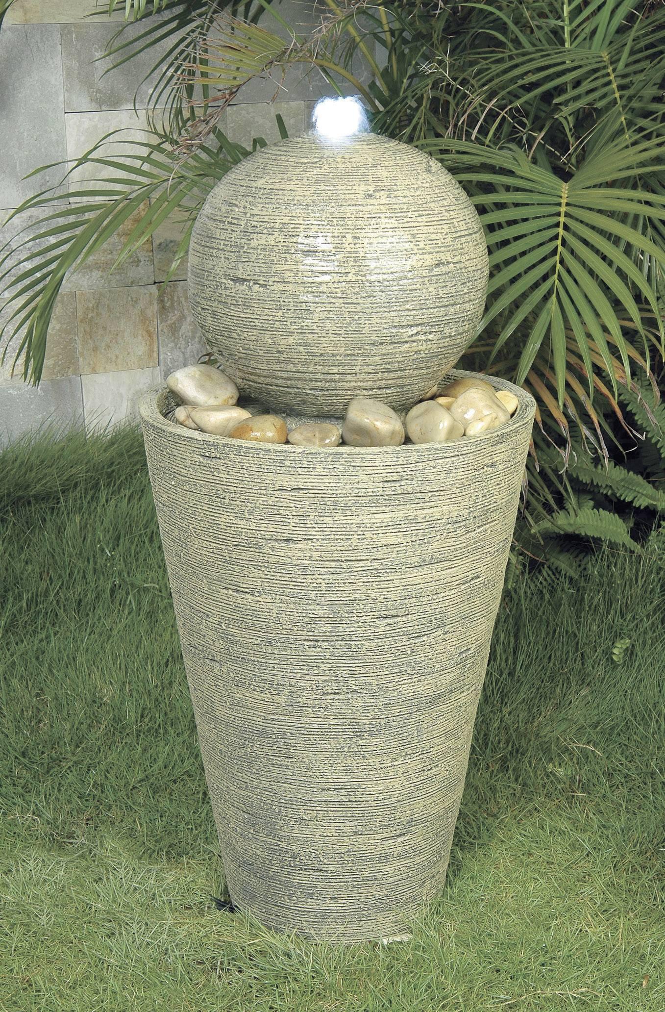 Záhradné fontánky