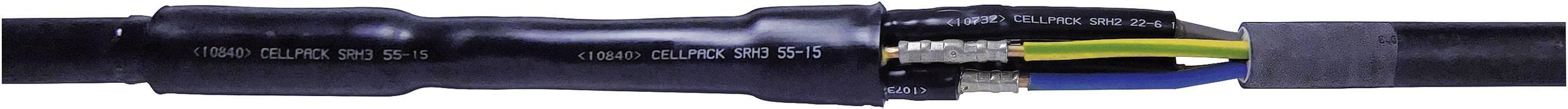 Smršťovací kabelová svorka CellPack 145362, 5 x 1,5 - 6 mm²