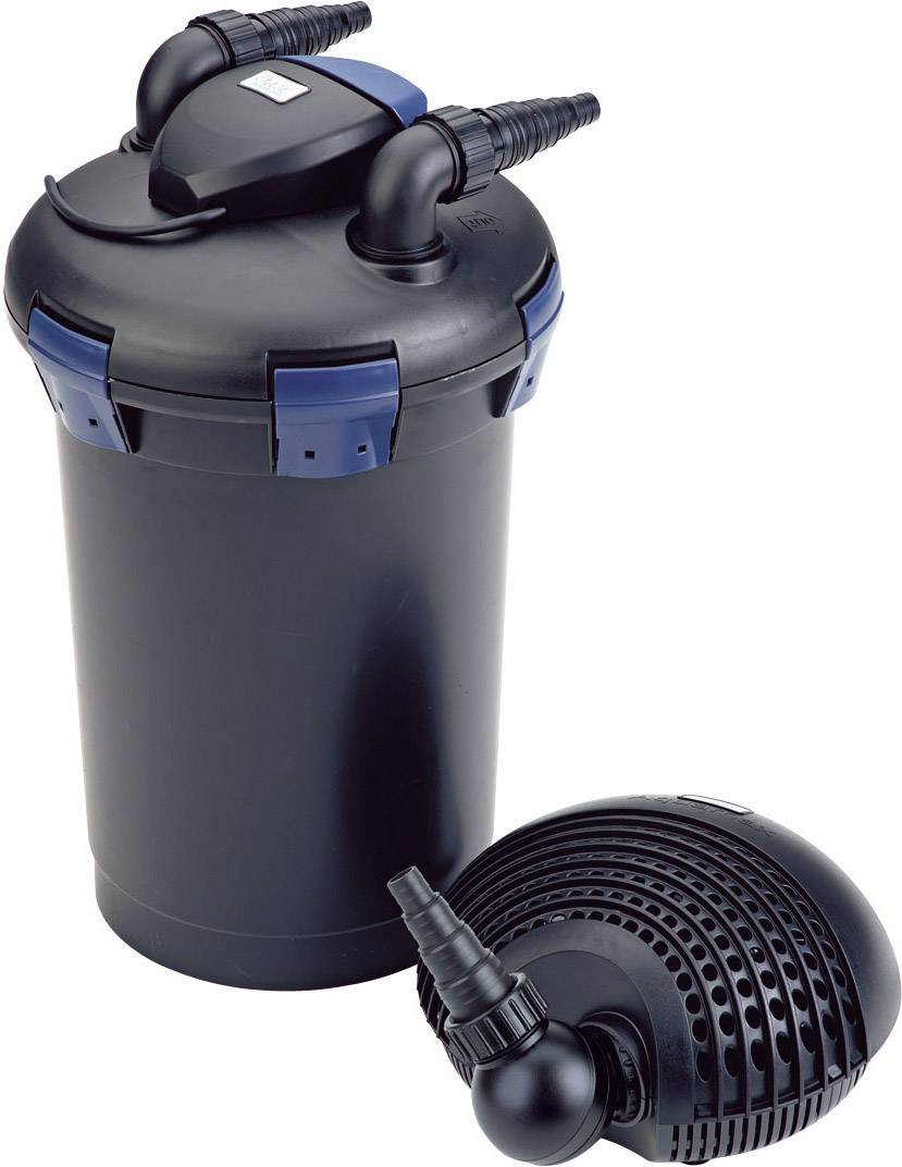 Vodní filtry pro jezírka