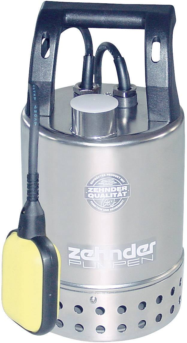 Kalové ponorné čerpadlo Zehnder Pumpen 50 A, 7500 l/h, výtlak do 7.5 m
