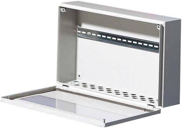 Instalační krabička Rittal BG 1558.210 400 x 125 x 200 ocelový plech světle šedá (RAL 7035) 1 ks