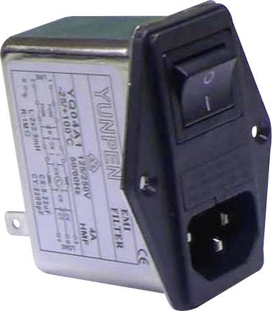 Sieťový vstupný modul