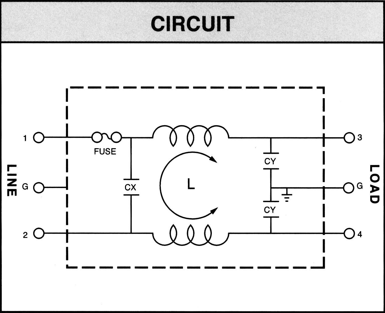 Sieťový filter Yunpen YL10T1 521498, s IEC zásuvkou, s poistkou, 250 V/AC, 10 A, 0.3 mH, (d x š x v) 60 x 45 x 33.5 mm, 1 ks