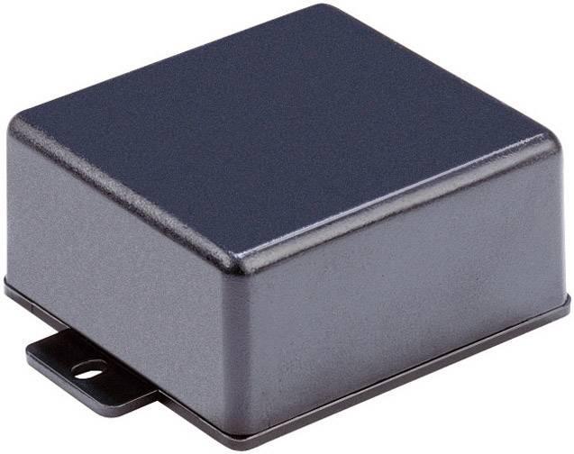 Modulová krabička Strapubox C 04 C 04, 68 x 61 x 28 , ABS, čierna, 1 ks