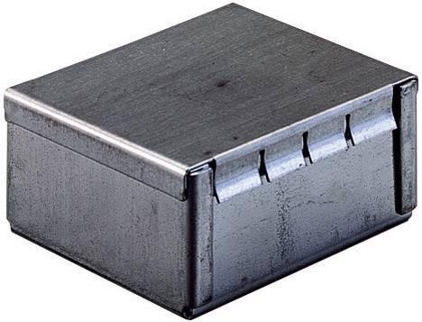 Univerzální pouzdro kovové TEKO, (š x v x h) 160 x 25 x 49 mm, šedá