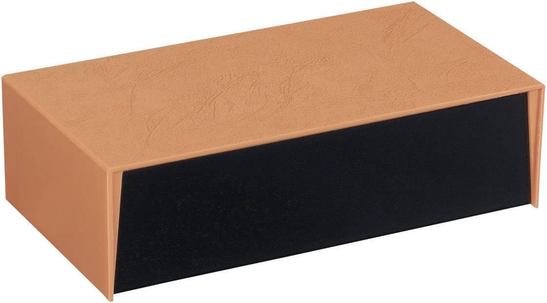 Univerzálne púzdro Strapubox 5003 5003, 240 x 67 x 147 , umelá hmota, čierna, 1 ks