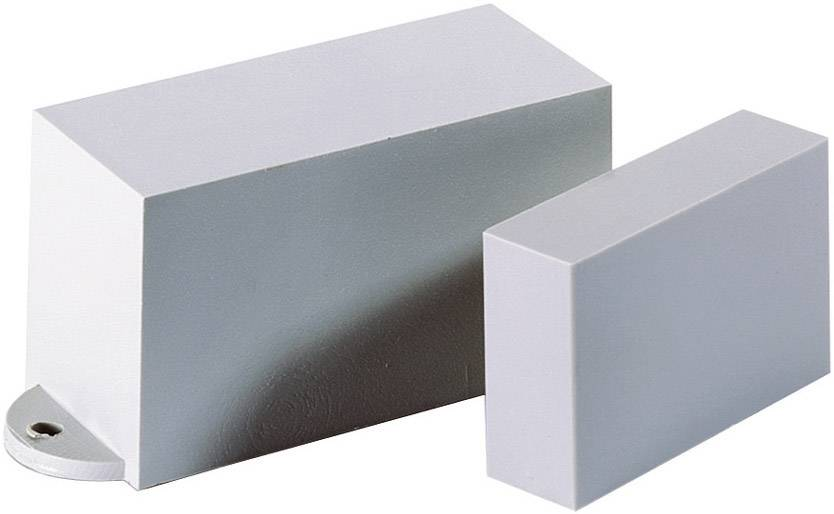 Modulová krabička Strapubox MG 1 A MG 1 A, 55 x 25 x 30 , ABS, sivá, 1 ks