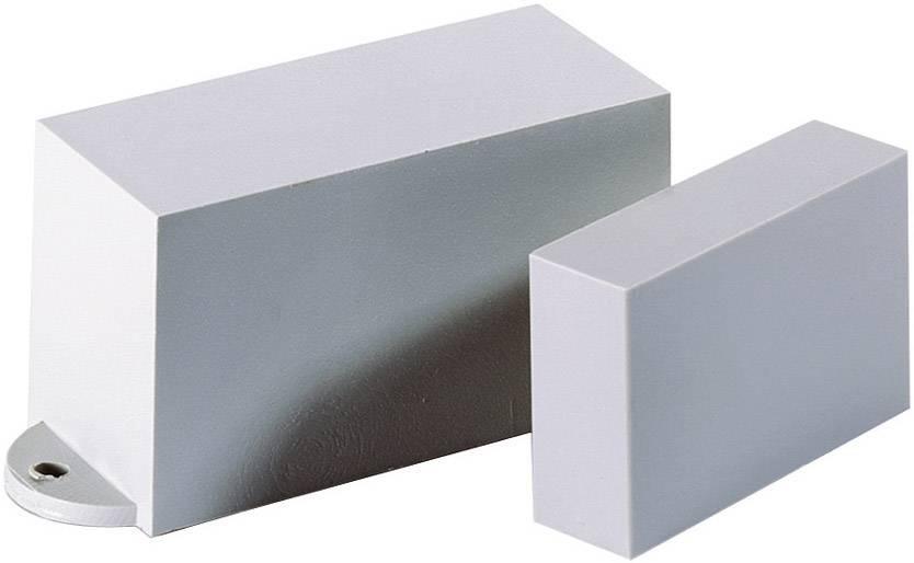 Přístrojová krabička Strapubox, (d x š x v) 55 x 36 x 30 mm, šedá