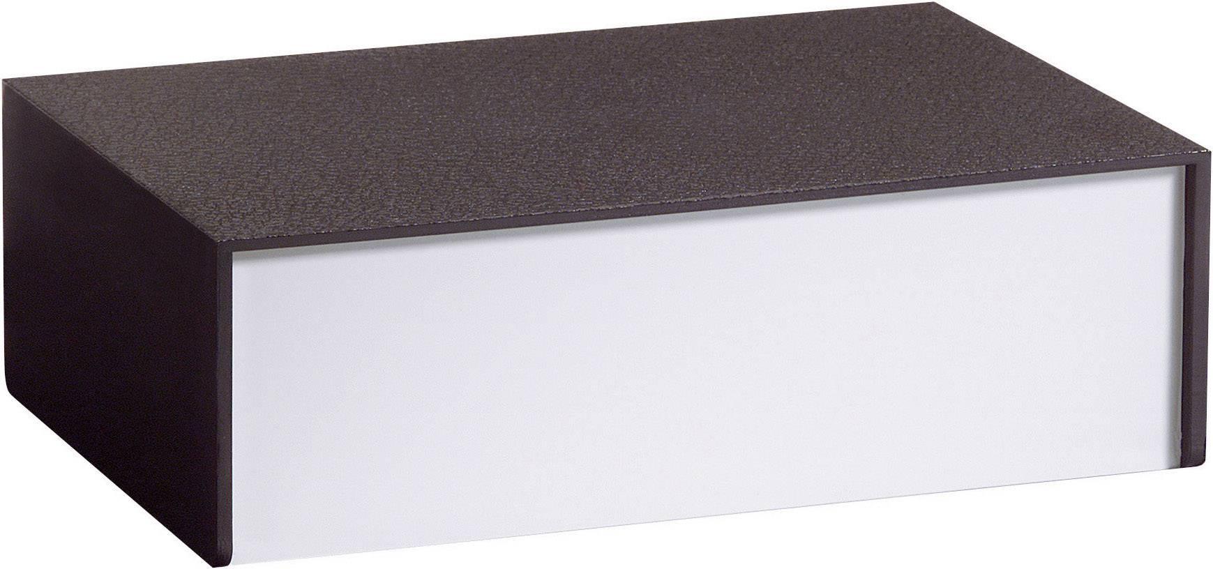 Univerzální pouzdro Strapubox 5002, 168 x 117 x 56 , ABS, černošedá