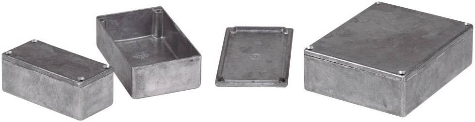 Tlakem lité hliníkové pouzdro Eddystone Hammond Electronics 26827PSLA, 188 x 120 x 57