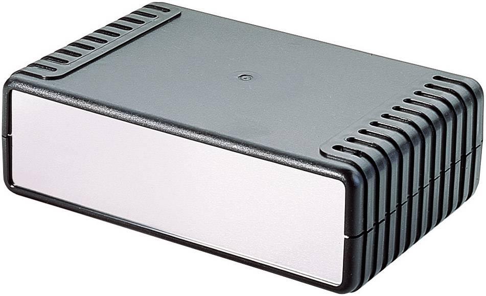 Univerzální pouzdro Strapubox 7041, 220 x 145 x 70 , ABS, černá