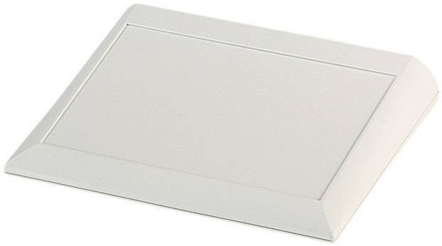 Pultové pouzdro ABS OKW, (š x v x h) 290 x 44/75,5 x 200 mm, šedá (COMTEC 290 H)