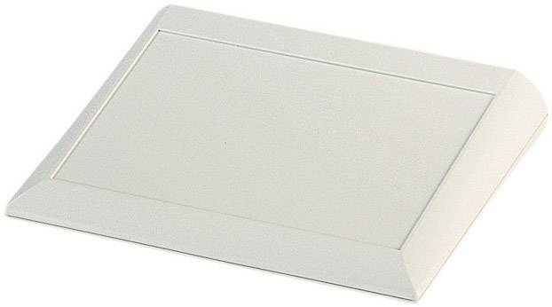 Pultové pouzdro ABS OKW A0620007, (š x v x h) 200 x 20/42,8 x 150 mm, šedá
