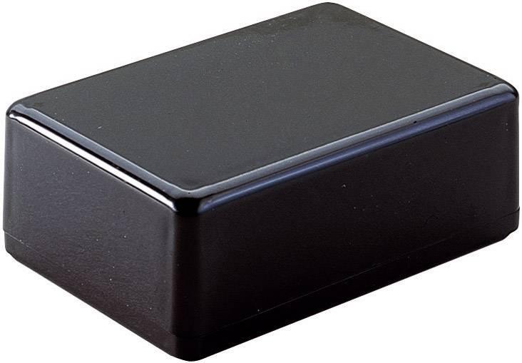 Univerzálne púzdro Strapubox 2024 2024, 72 x 50 x 26 , ABS, čierna, 1 ks