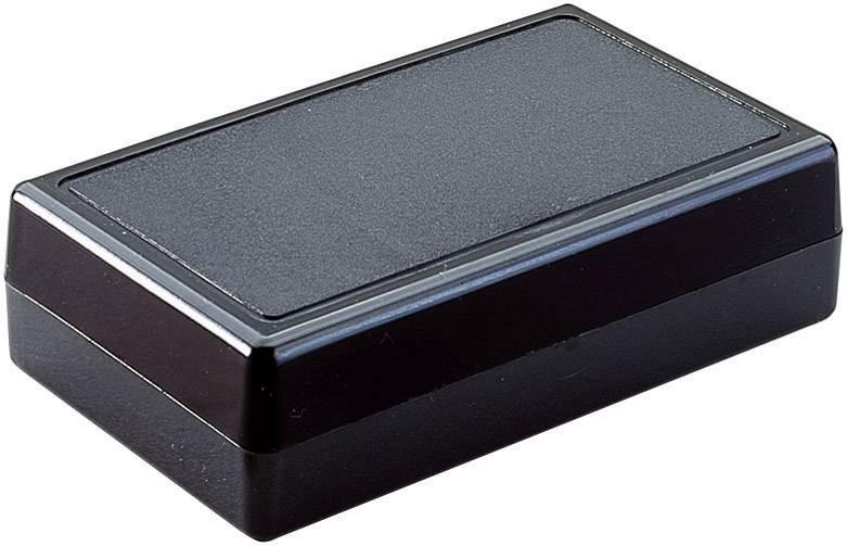 Univerzálne púzdro Strapubox 6000 6000, 101 x 60 x 26 , ABS, čierna, 1 ks