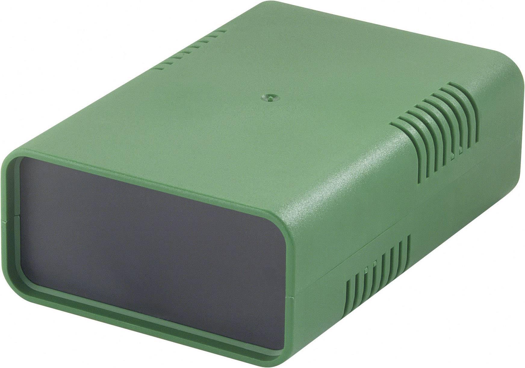 Univerzálne púzdro 523107, 135 x 95 x 45 , polystyrén, zelená, 1 ks