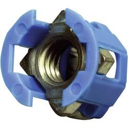 Matica v klietke PB Fastener 382-2005, modrá, 1 ks