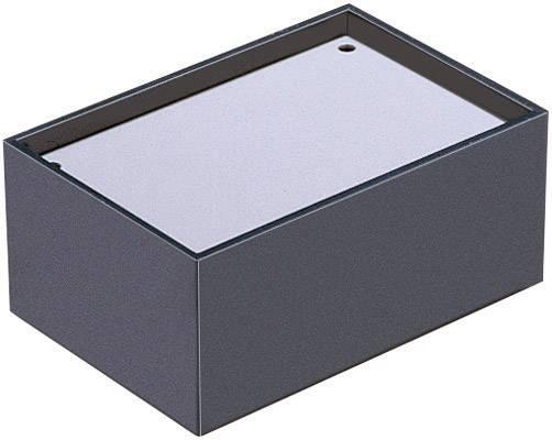Univerzální pouzdro TEKO P/1 P/1, 85 x 55 x 36 , plast, šedá, modrá, 1 ks