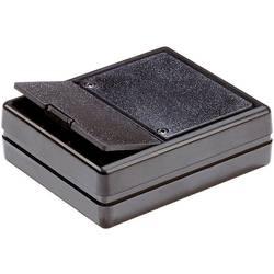 Plastová skrinka 61x22x 80 mm čierna