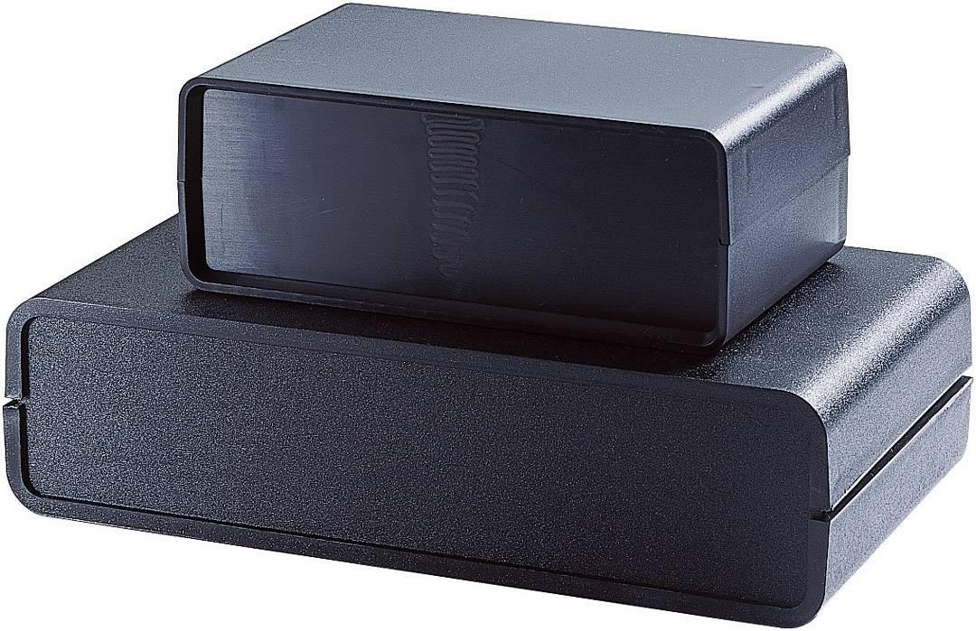 Univerzálne púzdro Strapubox 7031 7031, 130 x 230 x 62 , ABS, čierna, 1 ks