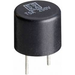 Miniaturní pojistka ESKA pomalá 887006, 250 V, 0,08 A, 8,4 mm x 7.6 mm