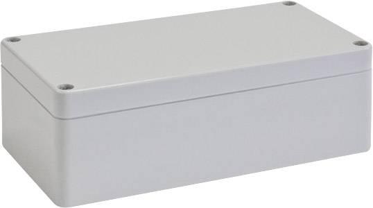 Univerzálne púzdro Bopla EUROMAS T 221 3221000, 200 x 120 x 75 , ABS, svetlosivá, 1 ks