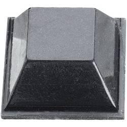 Nožky přístroje, samolepicí 3M, (d x š x v) 12,7 x 12,7 x 5,8 mm, SJ 5018