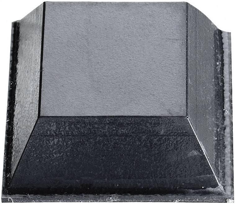 Samolepiaca prístrojová nožička (d x š x v) 20.6 x 20.6 x 7.6 mm 3M SJ 5023 1 ks čierna