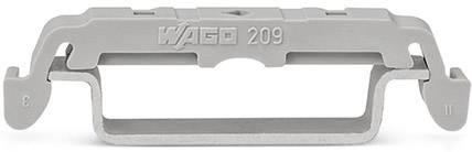 Montážní patice Wago (209-120), šedá