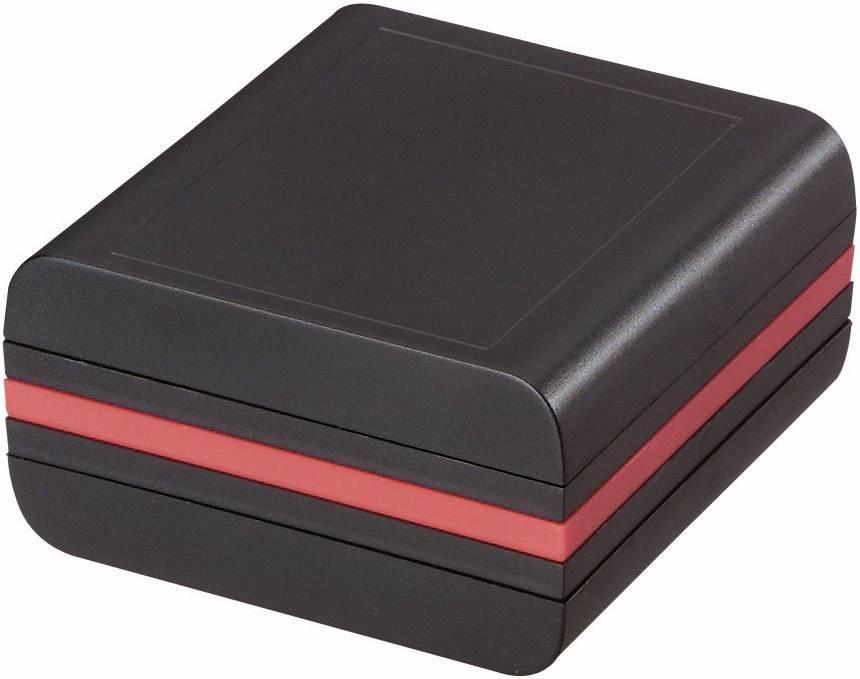 Univerzálne púzdro Strapubox 20853 20853, 80 x 76 x 41 , ABS, čierna, 1 ks
