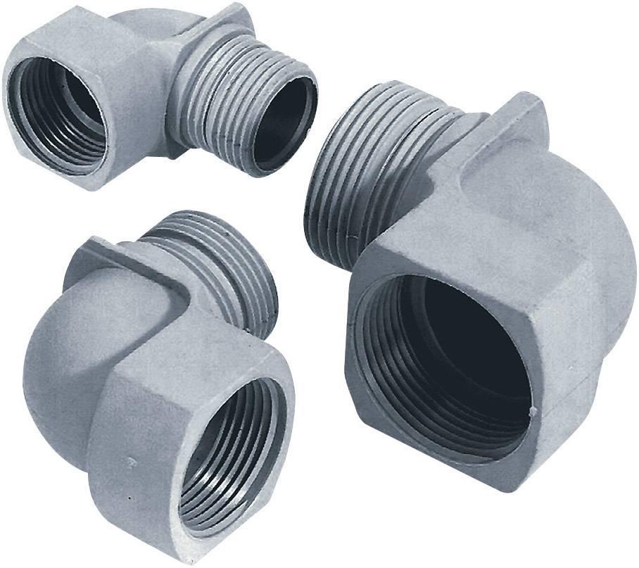 Káblová priechodka LappKabel SKINDICHT® KW-M25 x 1.5, polyamid, striebrosivá (RAL 7001), 1 ks