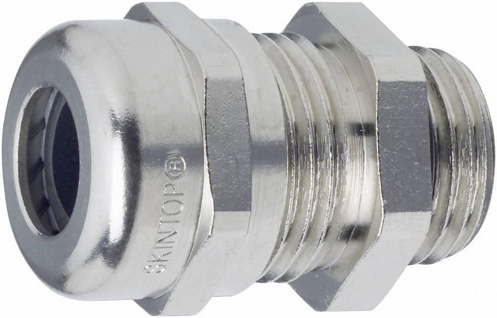 Káblová priechodka LappKabel SKINTOP® MS-SC-M 16X1.5, mosadz, mosadz, 1 ks