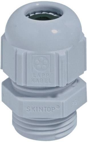 Káblová priechodka LappKabel SKINTOP® ST-M 12x1.5, polyamid, striebrosivá (RAL 7001), 1 ks