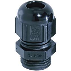 Káblová priechodka LAPP SKINTOP® ST-M16 x 1.5, polyamid, čierna (RAL 9005), 1 ks