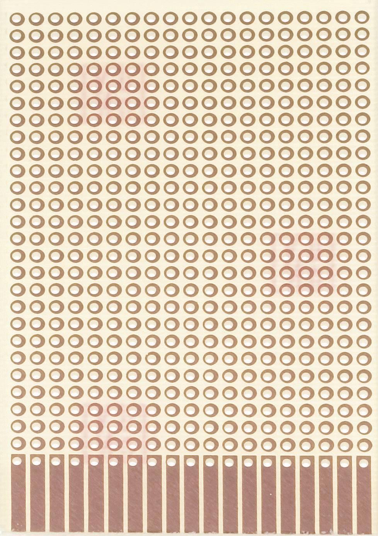 Laboratorní deska WR Rademacher VK C-907-1-EP, 80 x 50 x 1,5 mm, EP