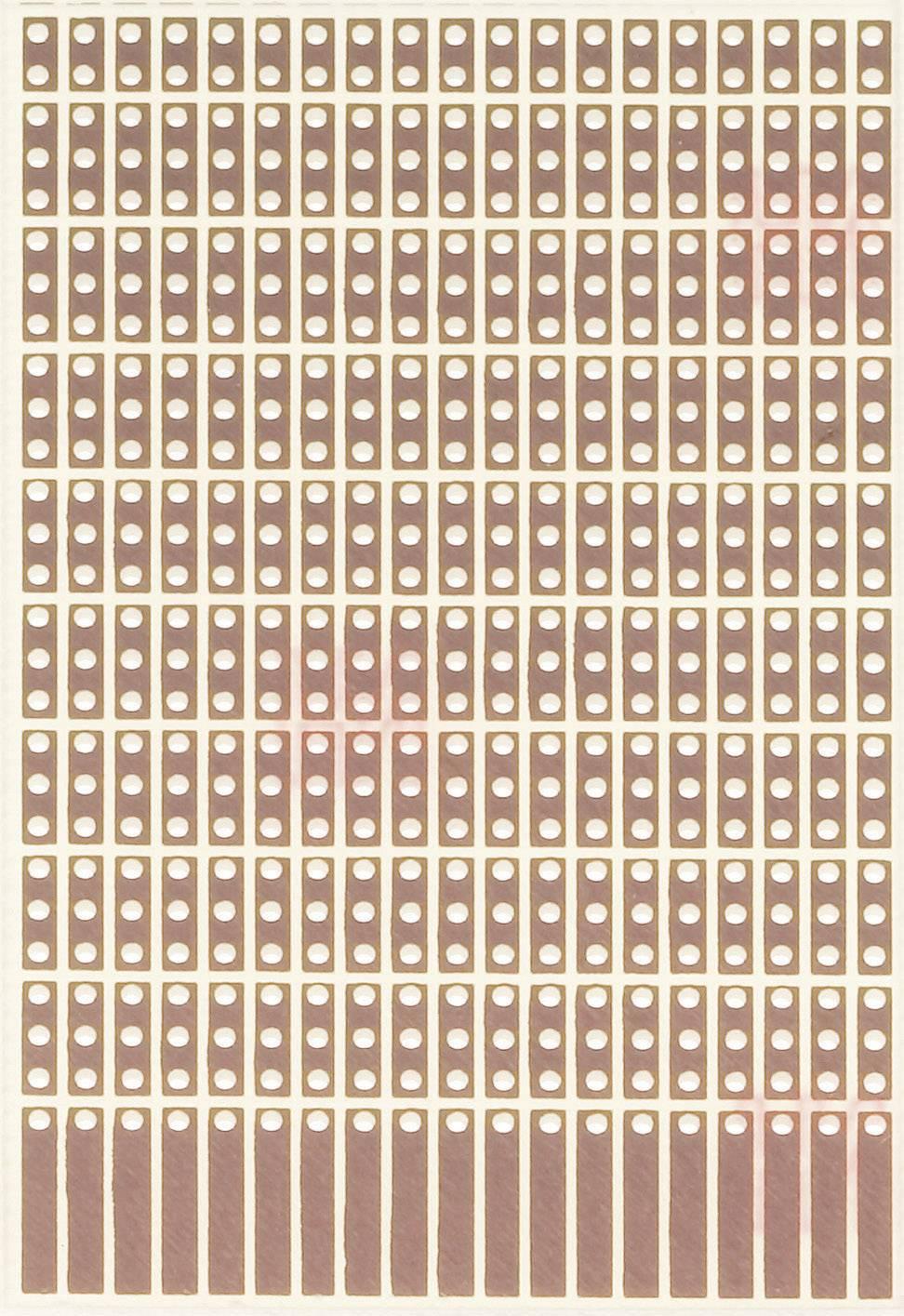 Laboratorní deska WR Rademacher VK C-908-1-EP, 80 x 50 x 1,5 mm, EP