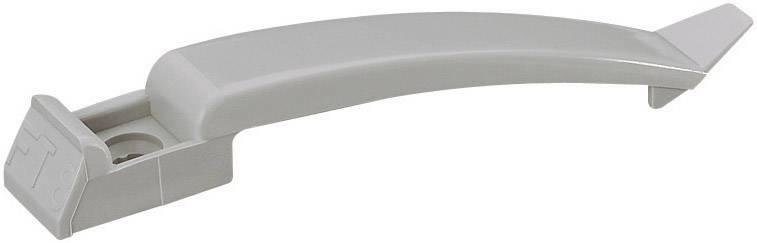 Nástěnný držák kabelů 527467, 10 kabelů 3 x 1,5 mm², šedá, 1 ks