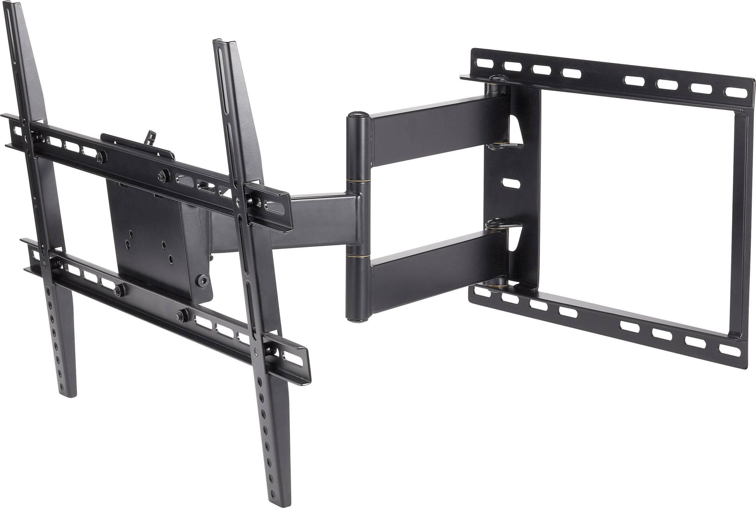 "TV držiak na stenu SpeaKa Professional 527504, naklápací + nakláňací, 66,0 cm (26"") - 139,7 cm (55"")"