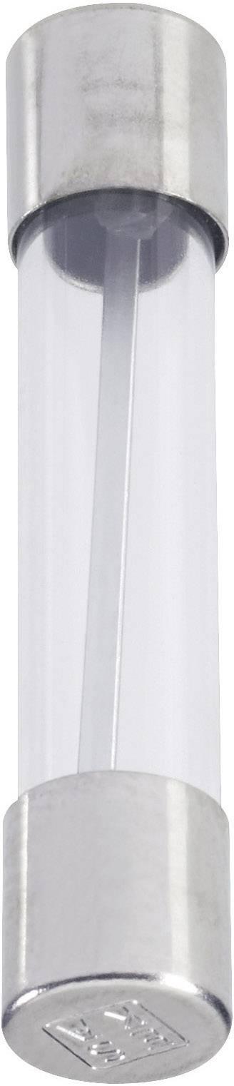 Jemná pojistka ESKA rychlá 140029, 32 V, 15 A, skleněná trubice, 6,3 mm x 32 mm