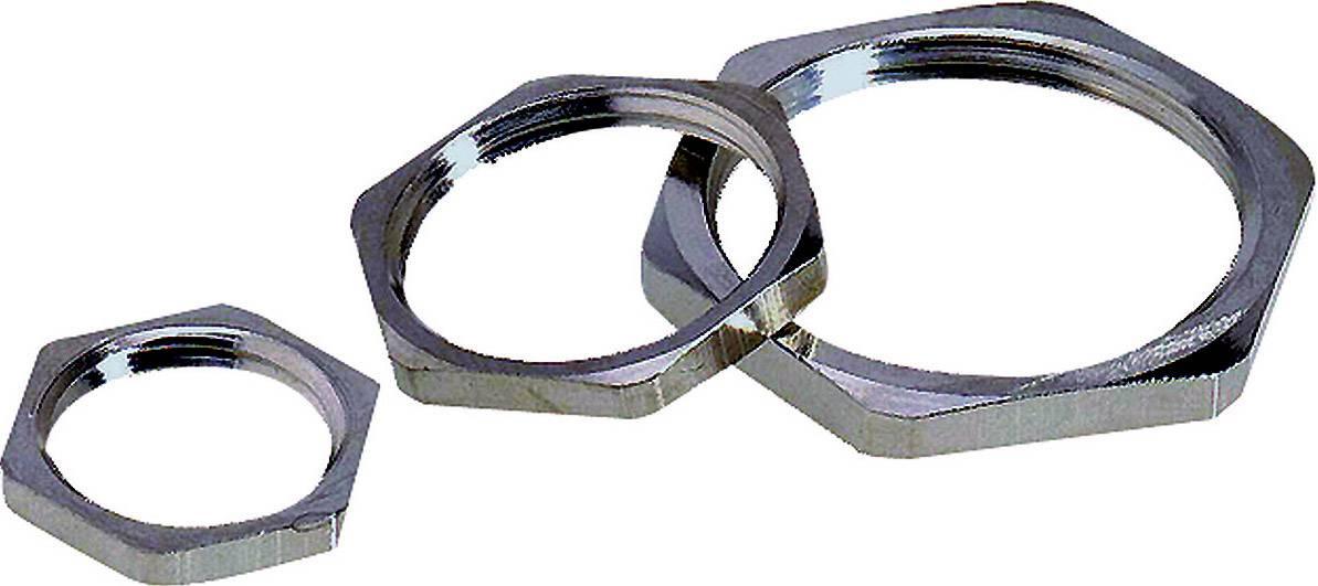 Pojistná matice LappKabel Skindicht SM-M 63x1,5 (52103070), mosaz, mosaz