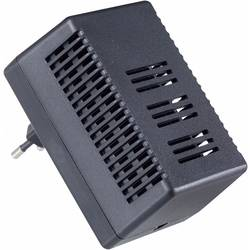 Puzdro na zástrčku Strapubox SG 951, ABS, 95 x 63 x 49 , čierna, 1 ks