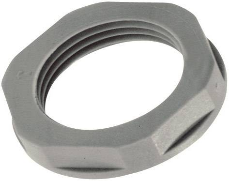 Pojistná matice LappKabel GMP-GL PG13,5 (53019031), polyamid, světle šedá (RAL 7035)