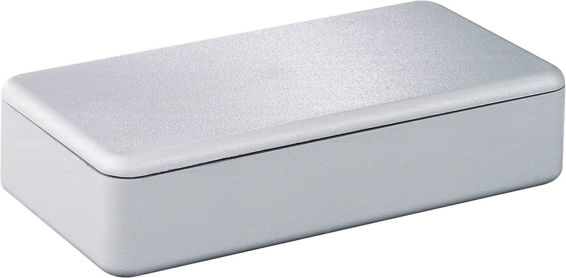 Univerzálne púzdro Strapubox 2410GR 2410GR, (d x š x v) 100 x 51 x 25 mm, ABS, sivá, 1 ks