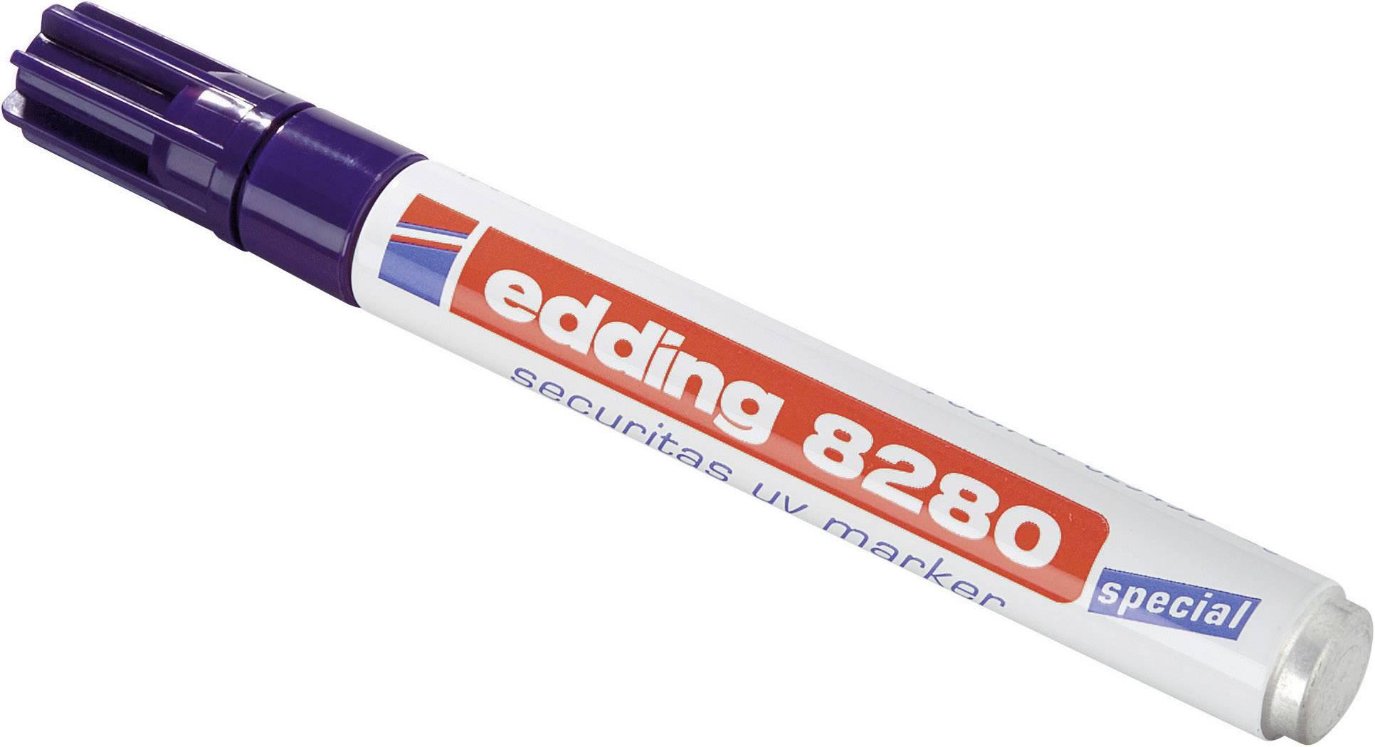 Ultrafialový popisovač edding 8280, 1.5 - 3 mm