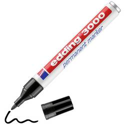 Edding edding 3000 4-3000-1-1001 permanentní popisovač , černá