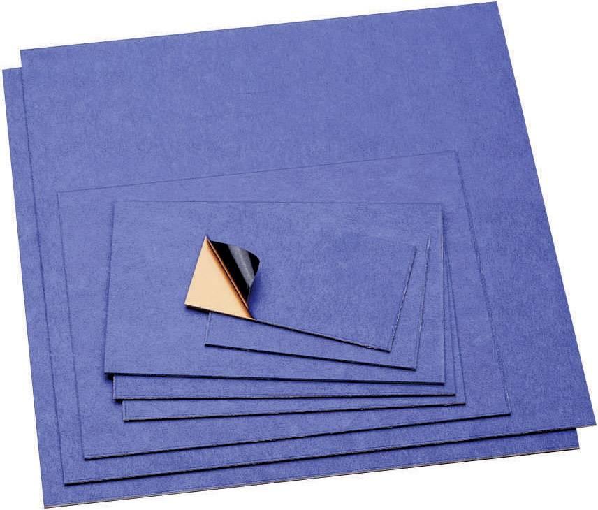 Fotocuprextit Bungard 130306E33, tvrzený papír, jednostranný, pozitivní, 160 x 100 x 1,5mm
