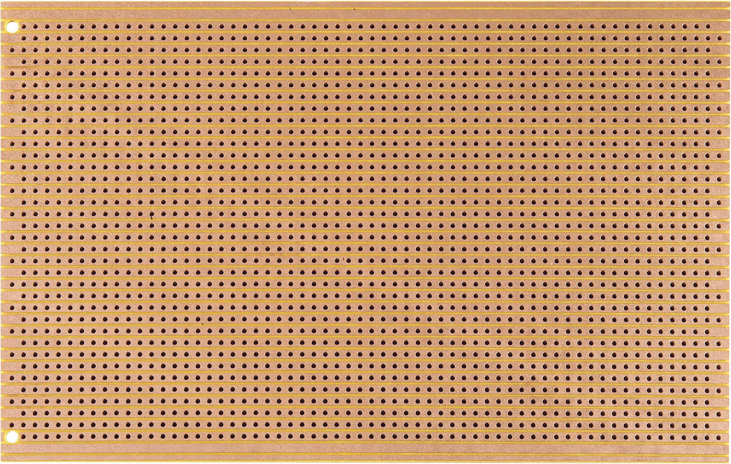 Zkušební deska 918 (pájecí bodové pruhy)