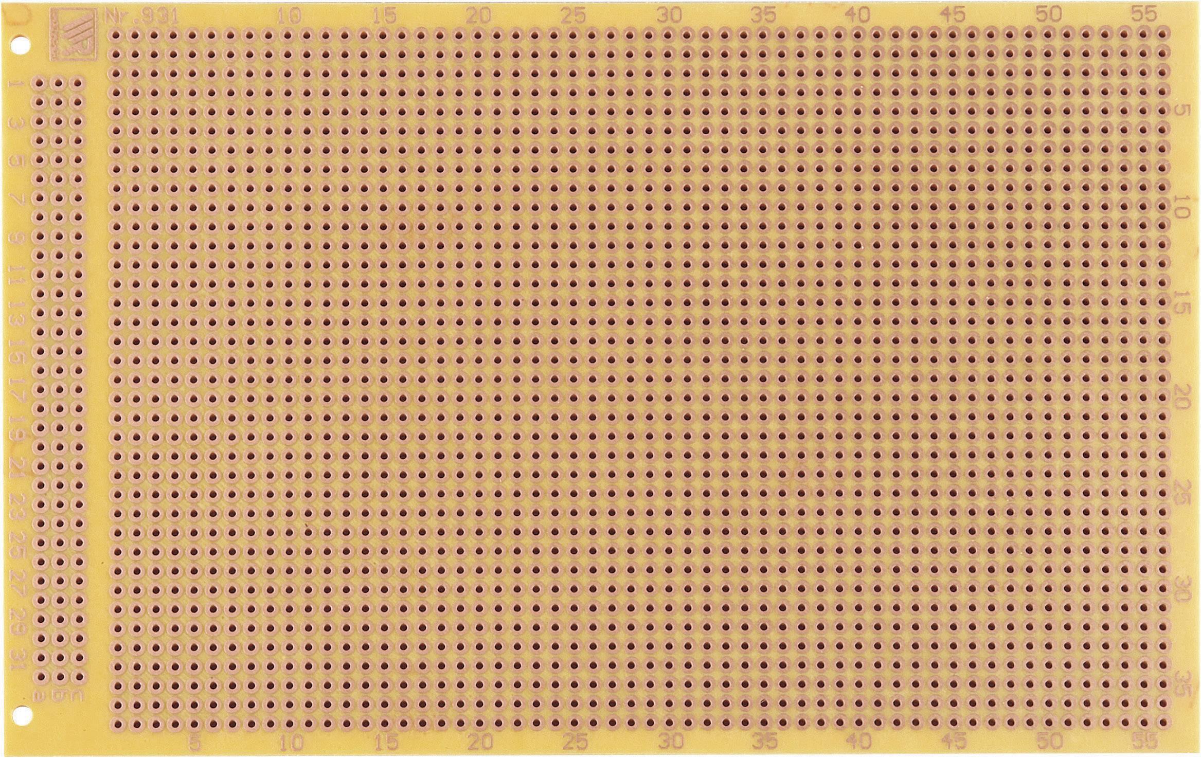Zkušební deska 931 (pájecí body)