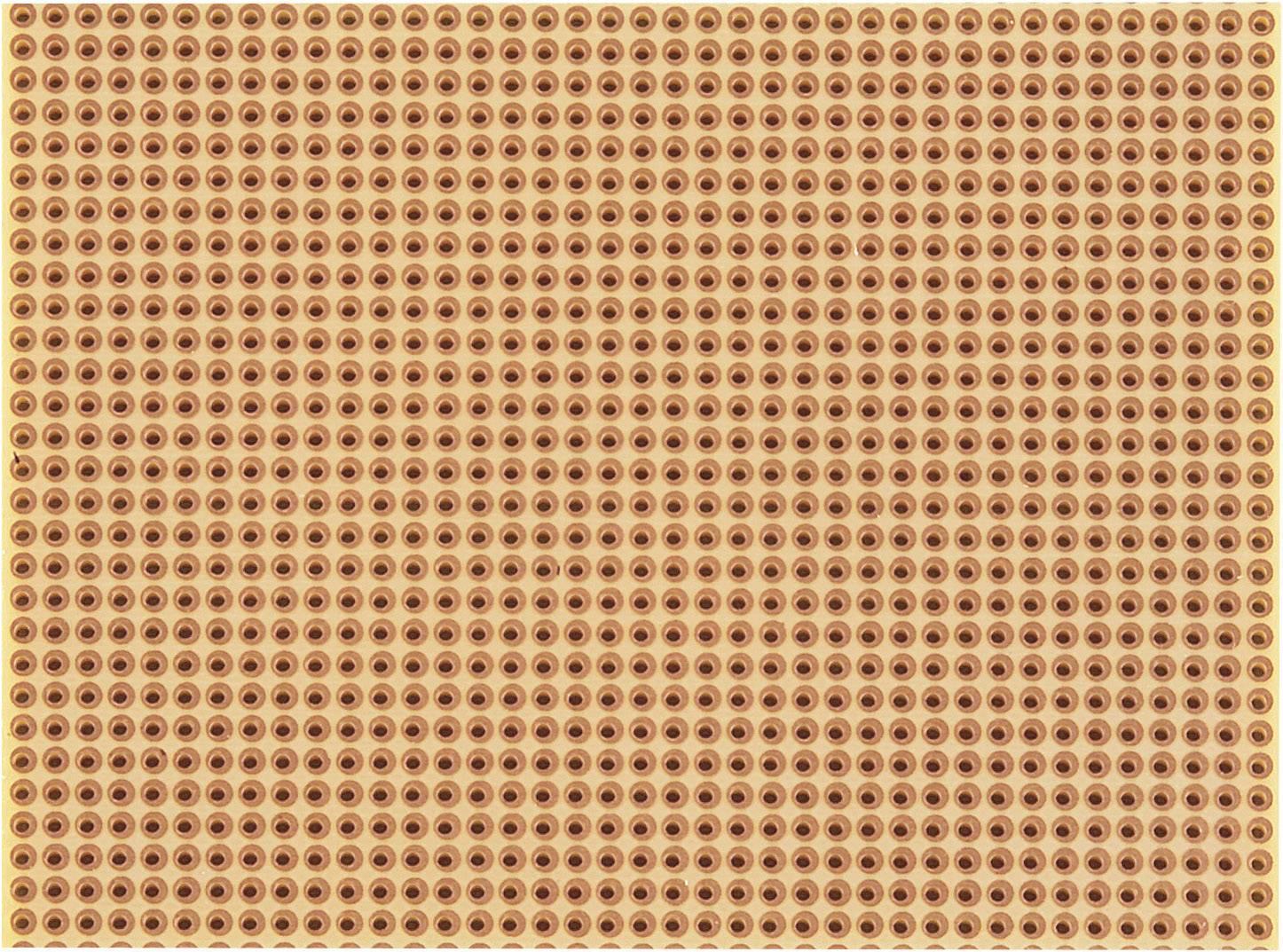 Experimentální deska s pájecími body 811-2 HP 100 x 75