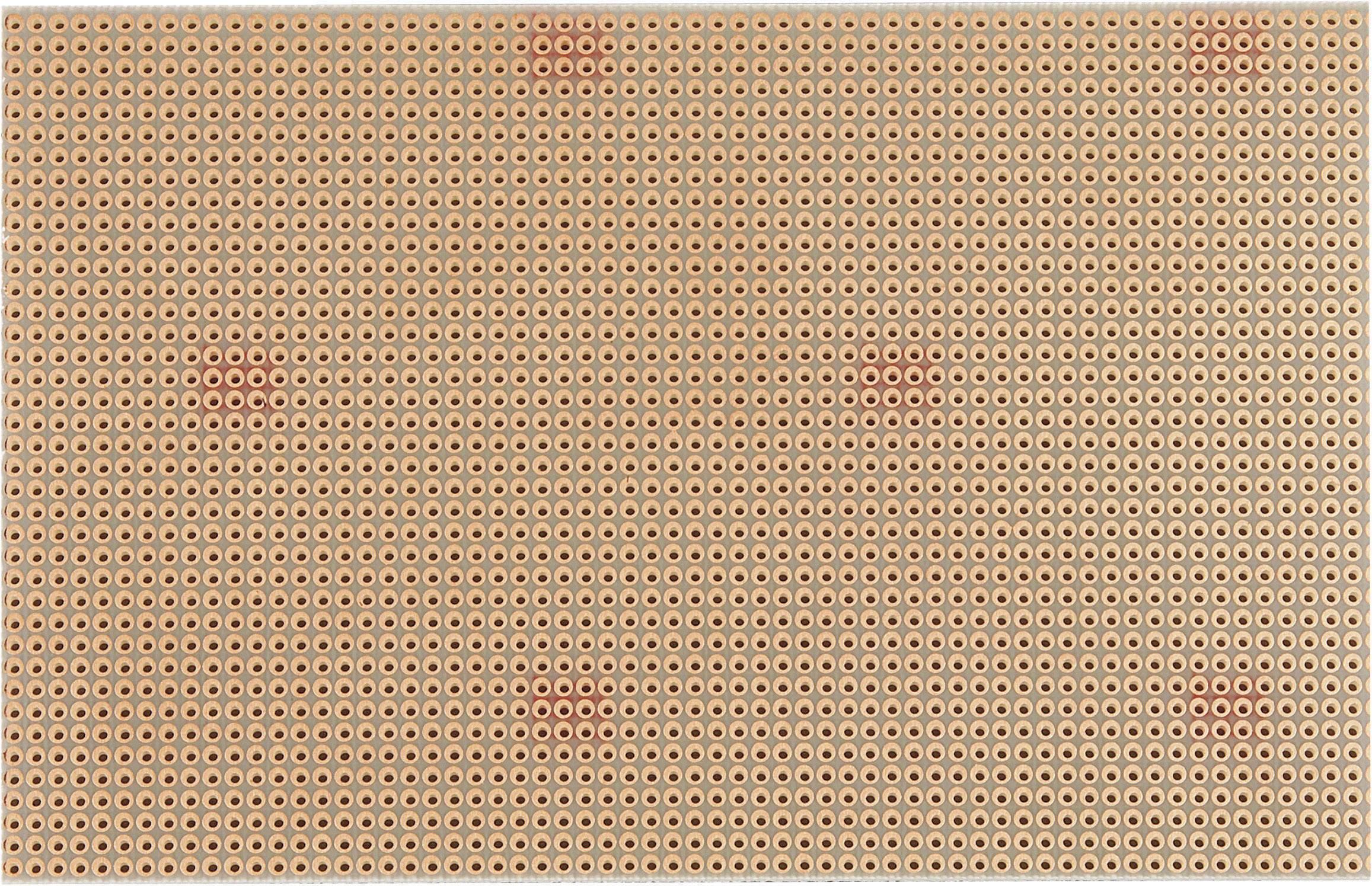 Experimentální deska s pájecími body 811-5 EP 160 x 100